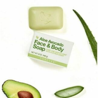avocado soap forever living products kuwait صابونة الافوكادو الطبيعية منتجات فوريفر الكويت